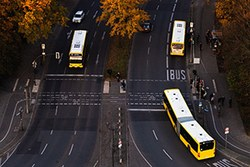 BVG Berlin Bus-Report Busse